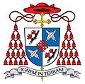 Walter Kardinal Brandmüller Coat of arms.jpg