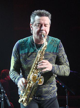 Walter Parazaider - Parazaider in 2008