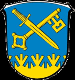 Aarbergen - Image: Wappen Aarbergen