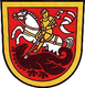 Coat of arms of Burgwalde