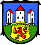 Coat of arms of the city of Hessisch Lichtenau