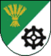 Coat of arms of Niederdorf, Saxony