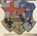 Wappentafel Bischöfe Konstanz 60 Andreas von Österreich.jpg