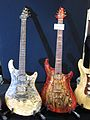 Warrior guitars, figured top, 2010 Summer NAMM.jpg