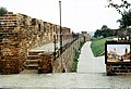 Warsaw, the town wall.jpg