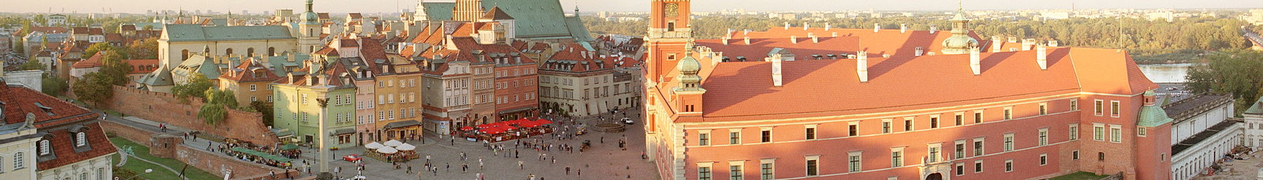 Old and New Town of Warsaw