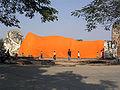 Wat Lokaya Suttha in Ayutthaya Thailand 001.jpg