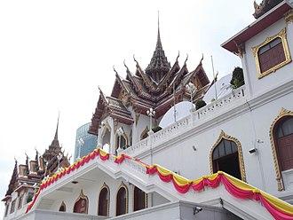 Wat Yannawa - Image: Wat Yannawa วัดยานนาวา