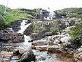 Waterfall, Allt Leacach - geograph.org.uk - 47731.jpg
