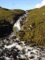 Waterfall on Inverianvie River - geograph.org.uk - 53569.jpg