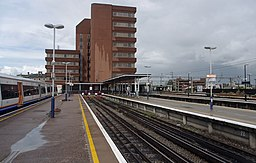 Watford Junction railway station MMB 28 378210