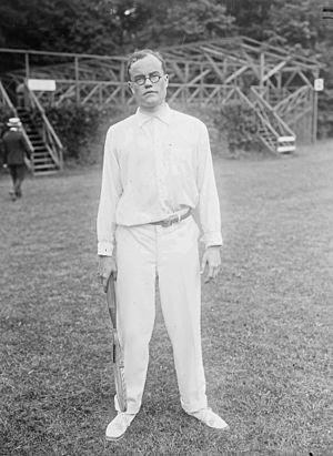 Watson Washburn - Image: Watson Washburn 1919
