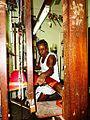 Weaving silk - Kanchipuram.jpg