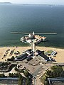 Wedding Island Marizon from Fukuoka Tower.jpg