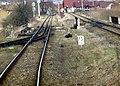 Weiche nach Heltau bei Schellenberg, 1.jpeg