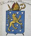 Weingarten Abtey Wappen Reilly koloriert.jpg
