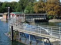 Weir at Molesey Lock - geograph.org.uk - 232759.jpg