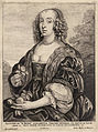 Wenceslas Hollar - Duchess of Lennox, after van Dyck (State 4).jpg