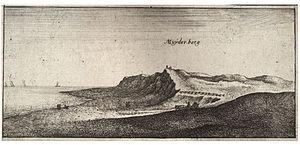 Muiderberg - Image: Wenceslas Hollar Muiderberg