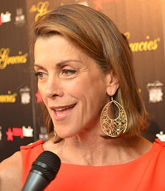 Wendie Malick - Wendie Malick at the 37th Annual Gracie Awards in 2012.