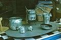 Werk van George Belzer in etalage in Rotterdam, 1997 (1).jpg