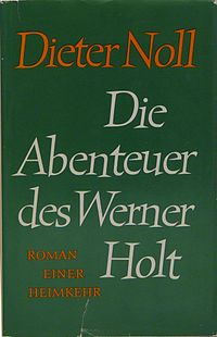 The Adventures of Werner Holt cover