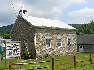 Hamiltonban Township, Adams County, Pennsylvania - Wesley United Methodist Church