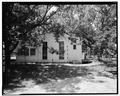 West elevation. - John Nance Garner House, Camp Wood, Real County, TX HABS TEX,193-CAMP.V,1-3.tif