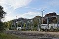 Westmoreland Railhead refuse transfer terminal.JPG