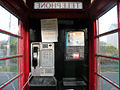 What a phone box looked like inside - geograph.org.uk - 1026844.jpg