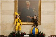 WhiteHouseCuriousGeorge2003.jpg