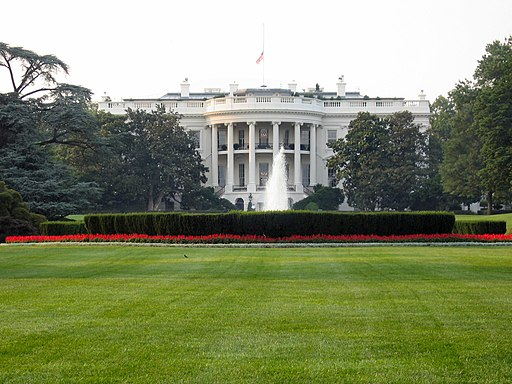White House (south side)