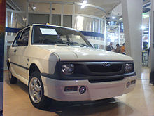 Late Model Zastava K At A Belgrade Car Show