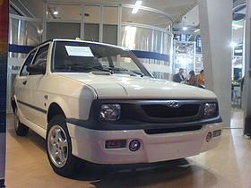 White Zastava Koral In during the Belgrade Car Show.jpg