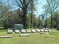 Whole lotta Gwaltneys, Ivy Hill Cemetery, Smithfield, Virginia.jpg