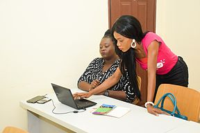 Wiki Loves Women workshop with TECHHER in Abuja Nigeria 06.jpg