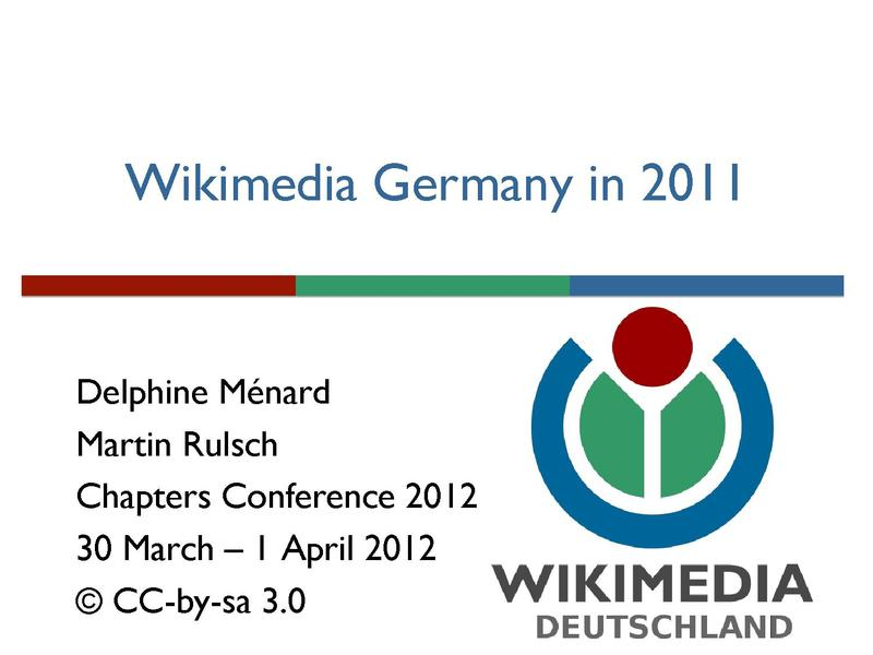 File:Wikimedia Germany State of the chapters 2012.pdf