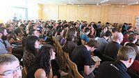 Wikimedia Hackathon 2017 IMG 4111 (34624057871).jpg