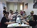 Wikimedia Israel Senior Citizens editing course, summer 2018 - 1.jpg