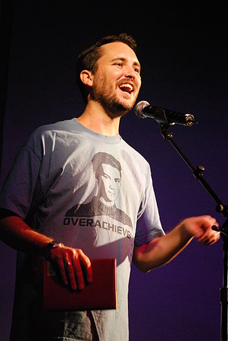 Wil Wheaton - Wheaton at W00tstock 2.4 in San Diego, July 2010