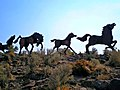 Wild Horses Monument aka Grandfather Cuts Loose the Ponies.jpg