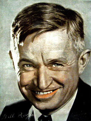 Description de l'image  Will Rogers - 1940s - color.JPG.
