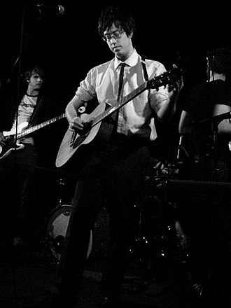 Will Sheff - Will Sheff performing in San Francisco, CA with Okkervil River (2005).