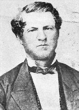 William G. Greene - Greene, probably in the 1830s