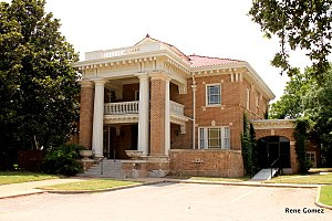 National Register of Historic Places listings in Wichita County, Texas - Image: William Benjamin Hamilton House