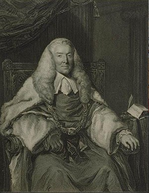 Earl of Mansfield - William Murray, 1st Earl of Mansfield