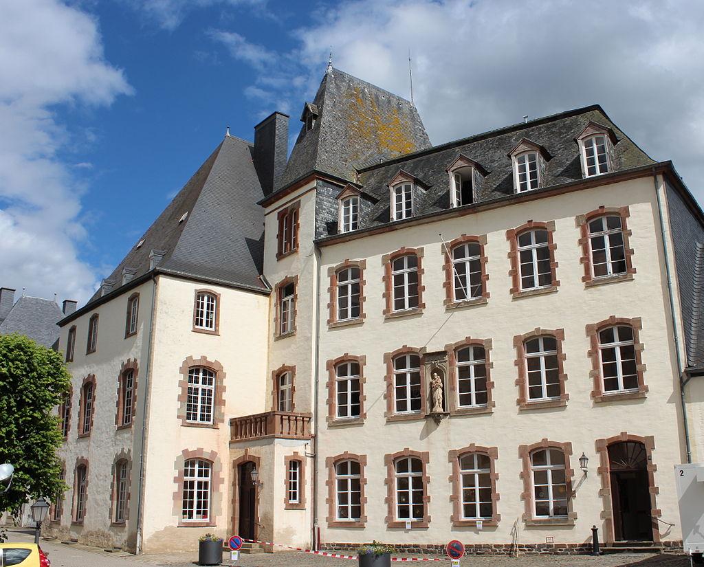 Wiltz castle 2012-07