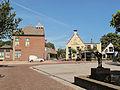 Winsum, kruispunt Hoofdstraat Winsum - Regnerus Praedinusstraat foto2 2013-08-04 12.44.jpg