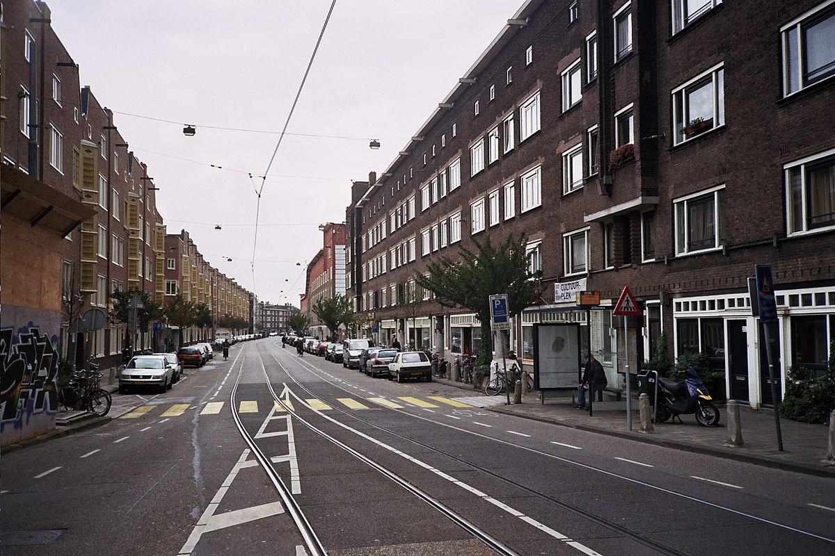 witte de withstraat (amsterdam) - wikipedia