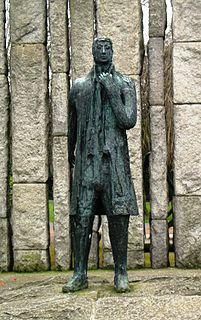 Irish sculptor